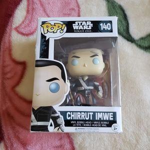 Funko pop Star Wars Chirrut Imwe #140